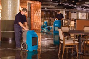 Xtreme Home Improvement's emergency services include water removal